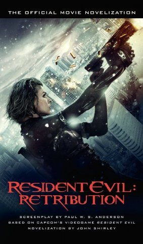 Resident Evil: Retribution (September 2012)