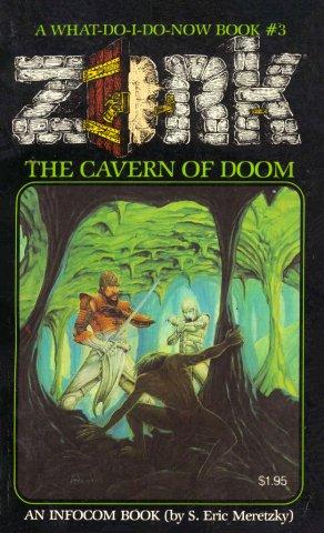 Zork 3: The Cavern Of Doom (September 1983)