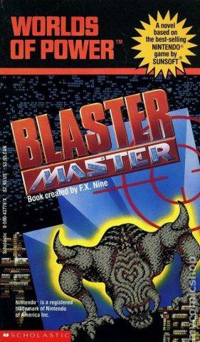 Blaster Master (July 1990)
