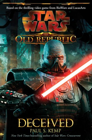 Star Wars The Old Republic: Deceived (March 2011)