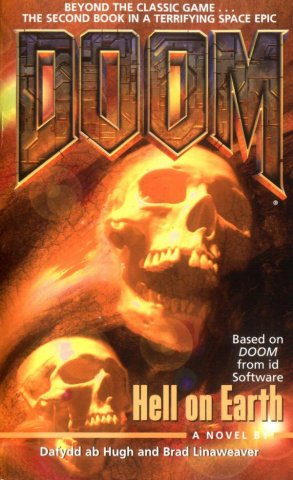 Doom: Hell On Earth (reprint cover) (August 1995)