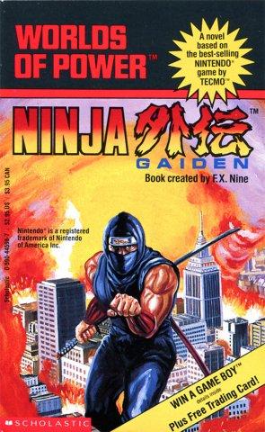 Ninja Gaiden (July 1990)