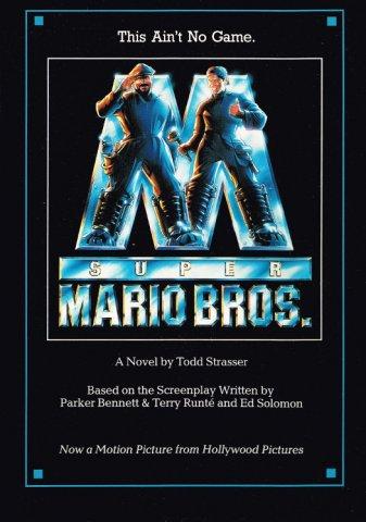 Super Mario Bros. movie novlization (June 1993)