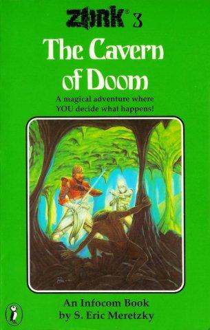 Zork 3: The Cavern Of Doom (UK cover) (September 1983)
