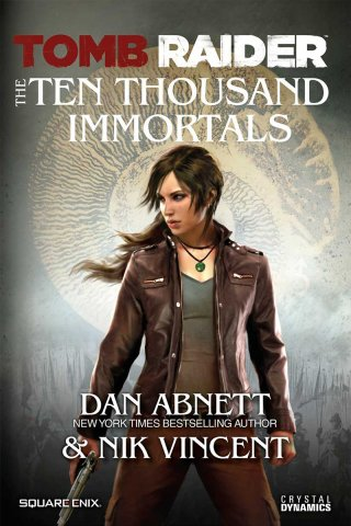 Tomb Raider: The Ten Thousand Immortals (October 2014)