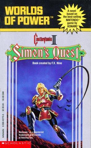 Castlevania II: Simon's Quest (July 1990)