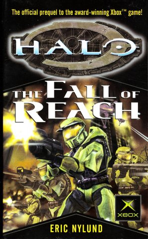 Halo: The Fall Of Reach (October 2001)