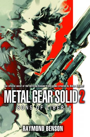 Metal Gear Solid: Sons Of Liberty (November 2009)