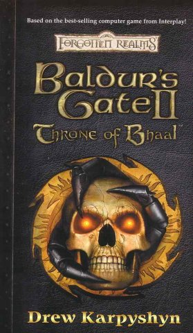 Baldur's Gate II: Throne of Bhaal (September 2001)