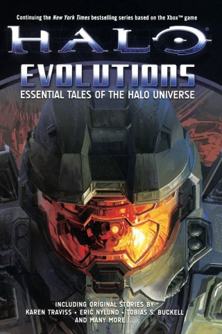 Halo: Evolutions - Essential Tales Of The Halo Universe (November 2009)