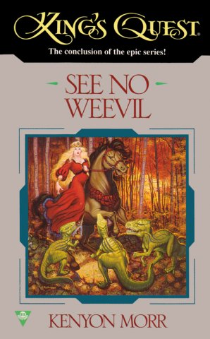 King's Quest: See No Weevil (October 1996)