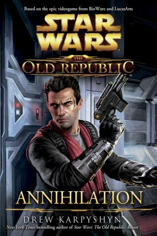 Star Wars The Old Republic: Annihilation (November 2012)