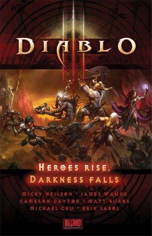 Diablo III: Heroes Rise, Darkness Falls (November 2012)