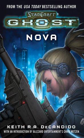 Starcraft: Ghost - Nova (November 2006)
