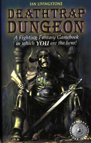 Deathtrap Dungeon (reissue)