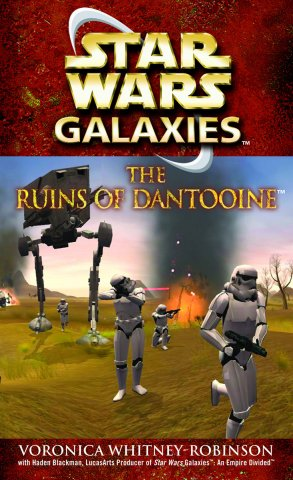Star Wars Galaxies: The Ruins Of Dantooine (December 2003)