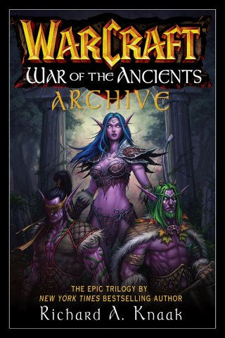 Warcraft: War Of The Ancients Archive (December 2007)