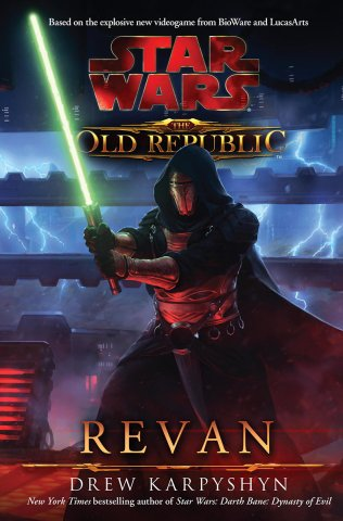 Star Wars The Old Republic: Revan (November 2011)