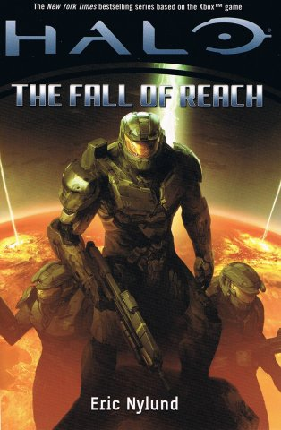 Halo: The Fall Of Reach (reissue) (October 2001)