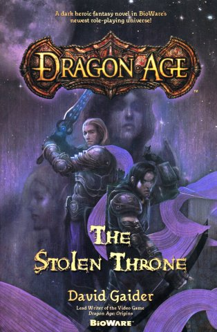 Dragon Age: The Stolen Throne (March 2009)