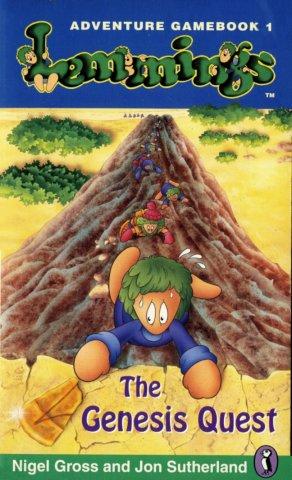 Lemmings: Genesis Quest (March 1995)