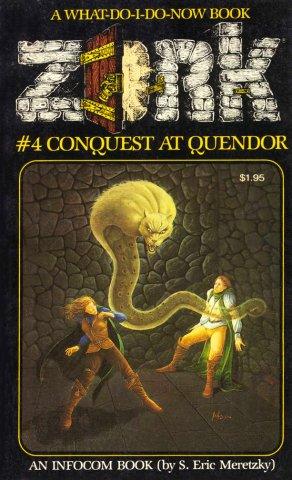 Zork 4: Conquest At Quendor (October 1984)