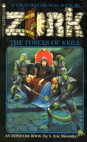 Zork 1: The Forces Of Krill (August 1983)