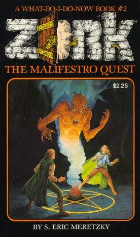 Zork 2: The Malifestro Quest (September 1983)