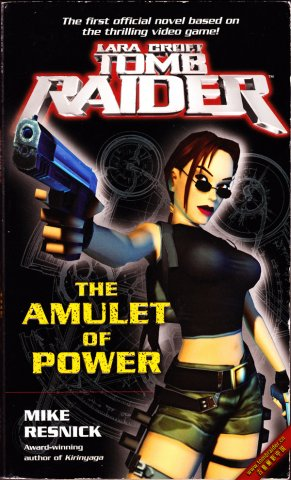Tomb Raider: The Amulet Of Power (December 2003)