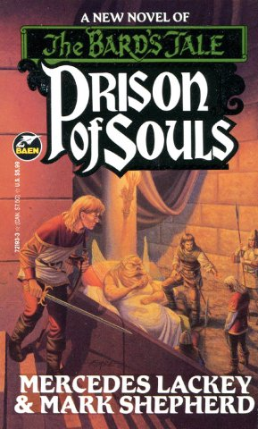 Bard's Tale, The: Prison Of Souls (October 1993)