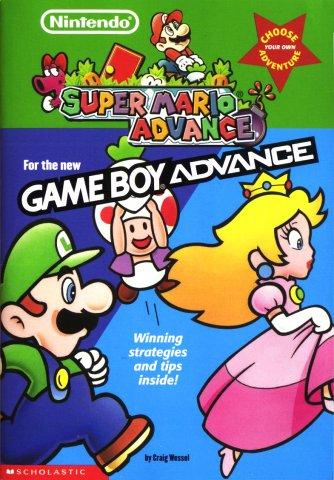 Super Mario Advance (September 2001)