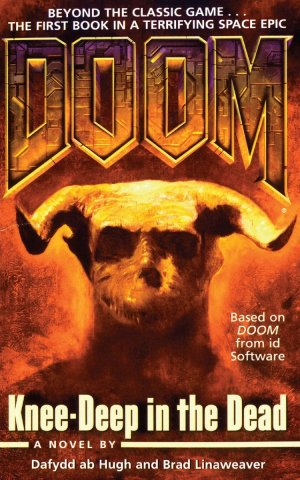 Doom: Knee Deep In The Dead (reprint cover) (August 1995)