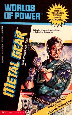 Metal Gear (July 1990)