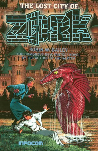 Zork: The Lost City Of Zork (February 1991)