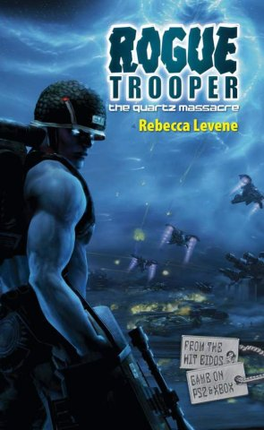 Rogue Trooper: The Quartz Massacre (Kindle edition cover) (March 2006)