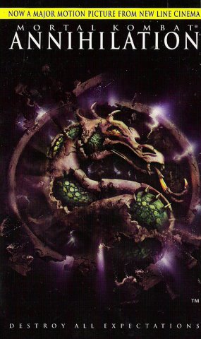 Mortal Kombat: Annihilation (November 1997)