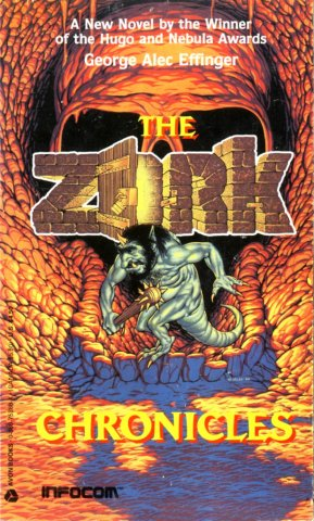 Zork: The Zork Chronicles (July 1990)