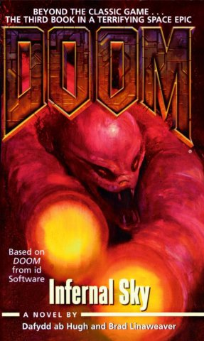 Doom: Infernal Sky (reprint cover) (June 1996)