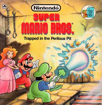 Super Mario Bros.: Trapped In The Perilous Pit (1989)