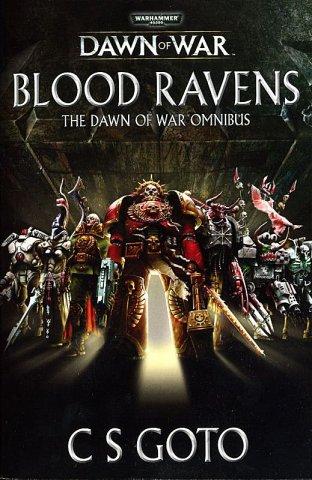 Warhammer 40,000: Dawn Of War - Blood Ravens Omnibus (May 2008)