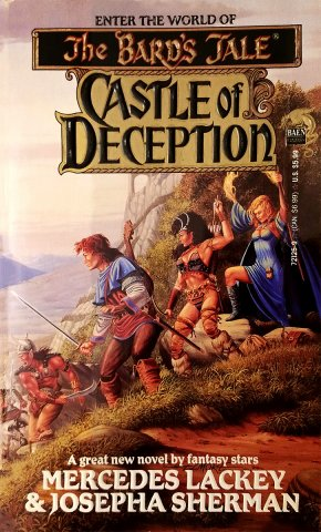 Bard's Tale, The: Castle Of Deception (July 1992)