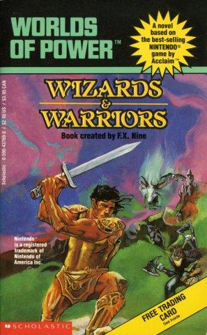 Wizards & Warriors (August 1990)