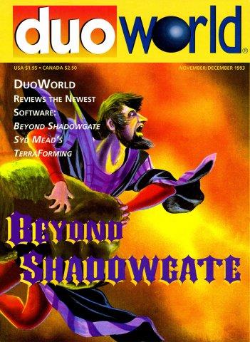 Duo World Issue 003 Nov-Dec 1993