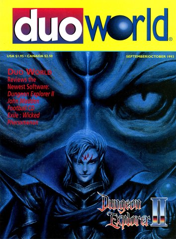 Duo World Issue 002 Sept-Oct 1993