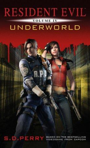 Resident Evil: 4 - Underworld (reissue)