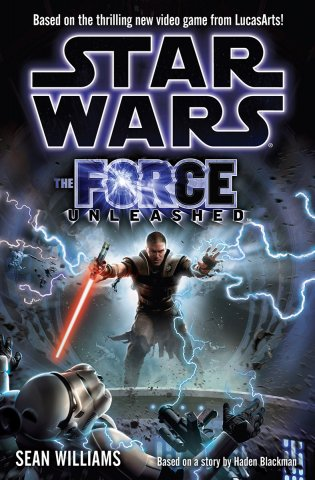 Star Wars: The Force Unleashed (August 2008)