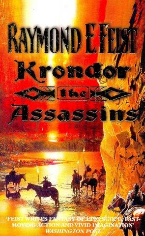 Krondor: The Assassins (1st edition) (September 1999)