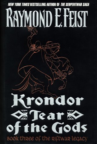 Krondor: Tear Of The Gods (2nd edition) (March 2001)