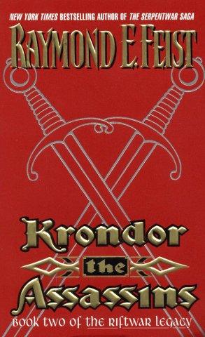 Krondor: The Assassins (paperback) (September 1999)
