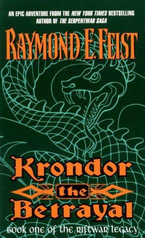 Krondor: The Betrayal (November 1998)